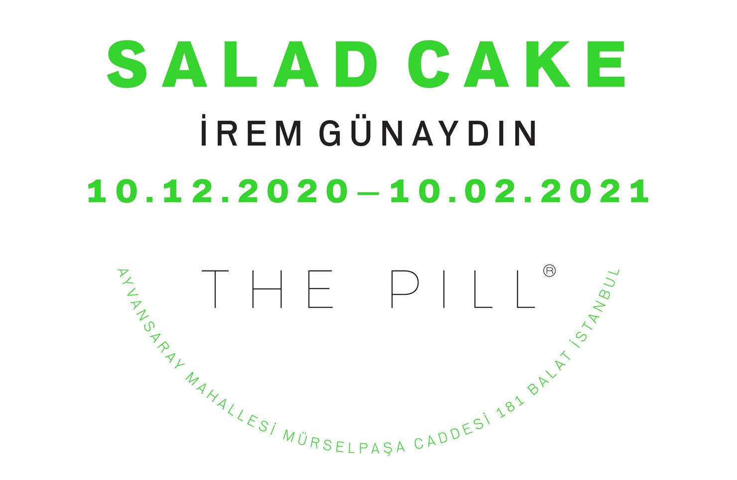 Salad Cake - İrem Günaydın